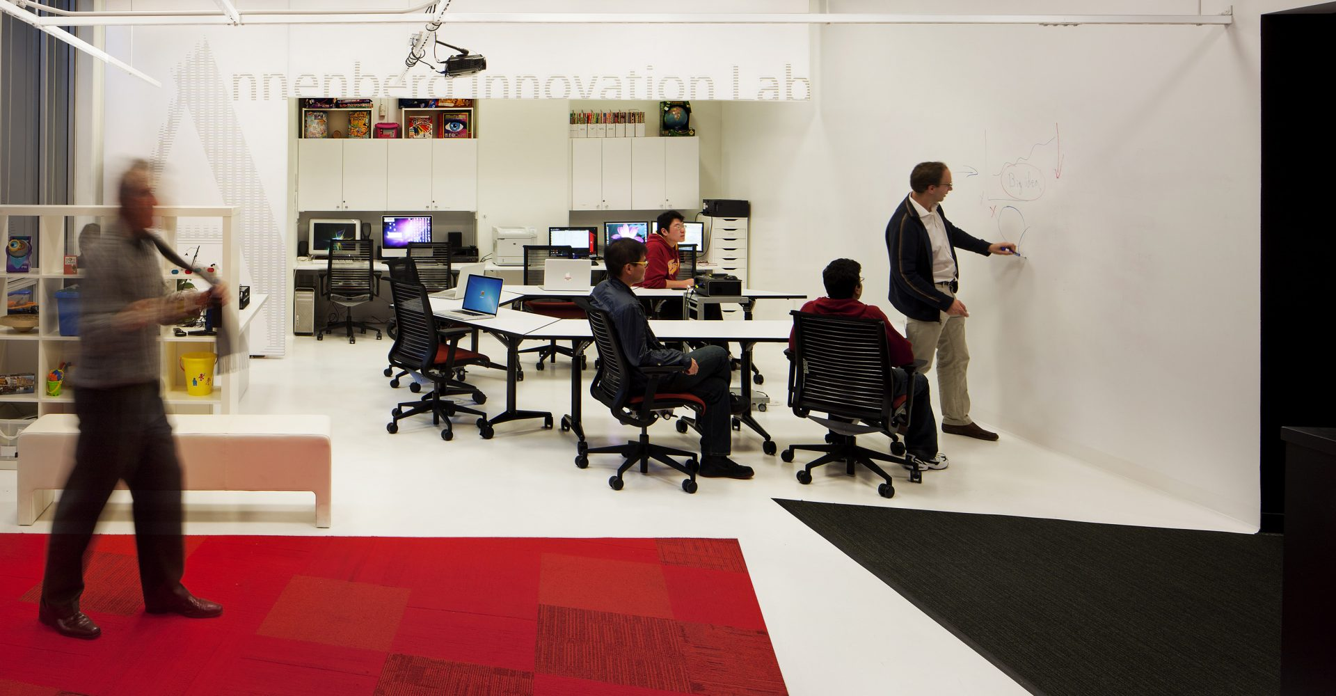 Lehrer Architects USC Annenberg Innovation Lab by Tom Bonner Photography Job ID 5770