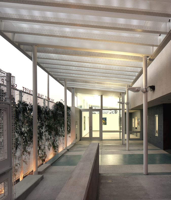 Lehrer Architects San Pedro Service Center by Tom Bonner job ID 5796